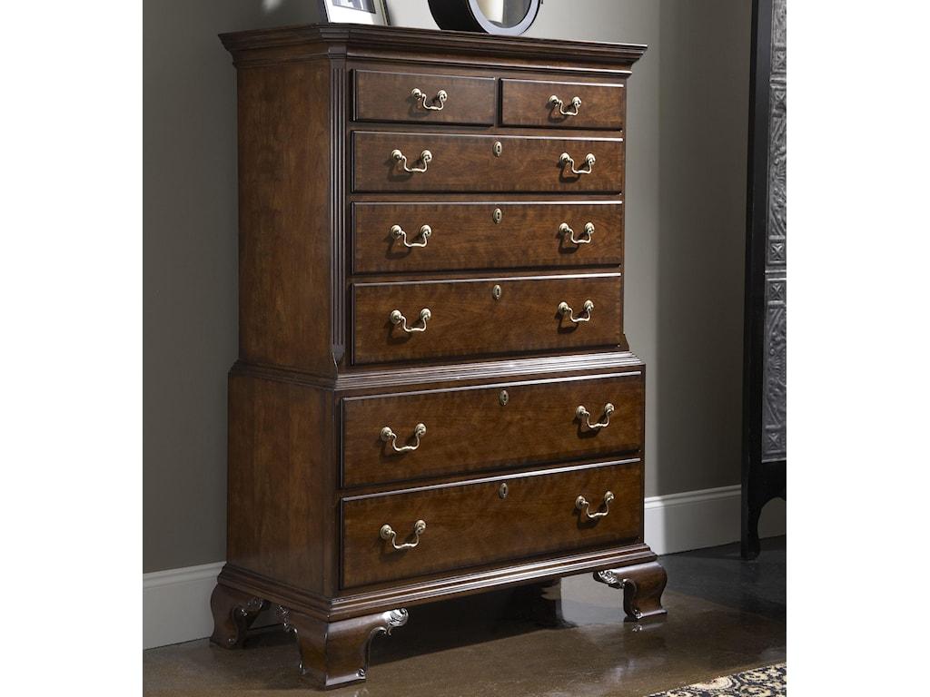 Fine Furniture Design American CherryHampton Chest on Chest