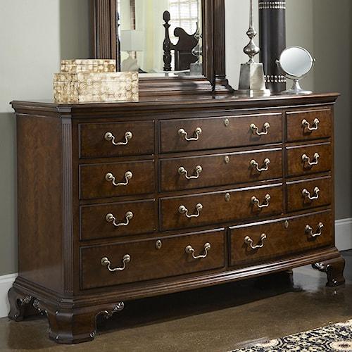 Belfort Signature Belmont Newport Dresser with Eleven Drawers