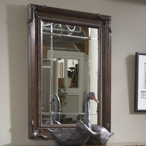 Belfort Signature Belmont Goddard Beveled Glass Mirror