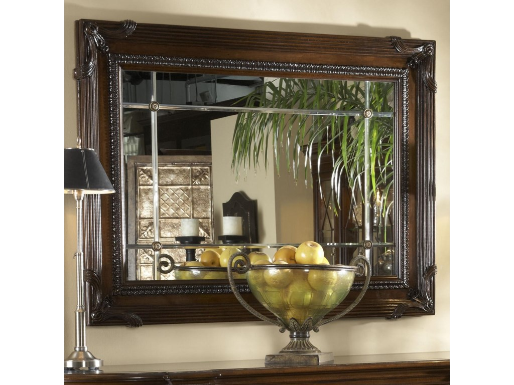 Fine Furniture Design American CherryGoddard Mirror