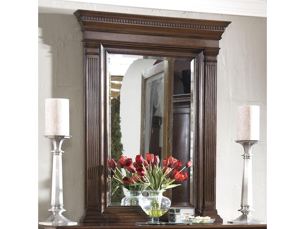 Fine Furniture Design American CherryQuincy Vertical Mirror