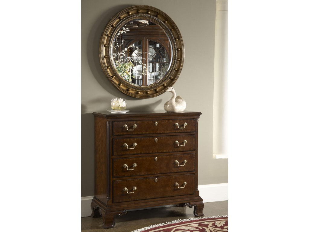 Shown with Rawlings Hall Chest