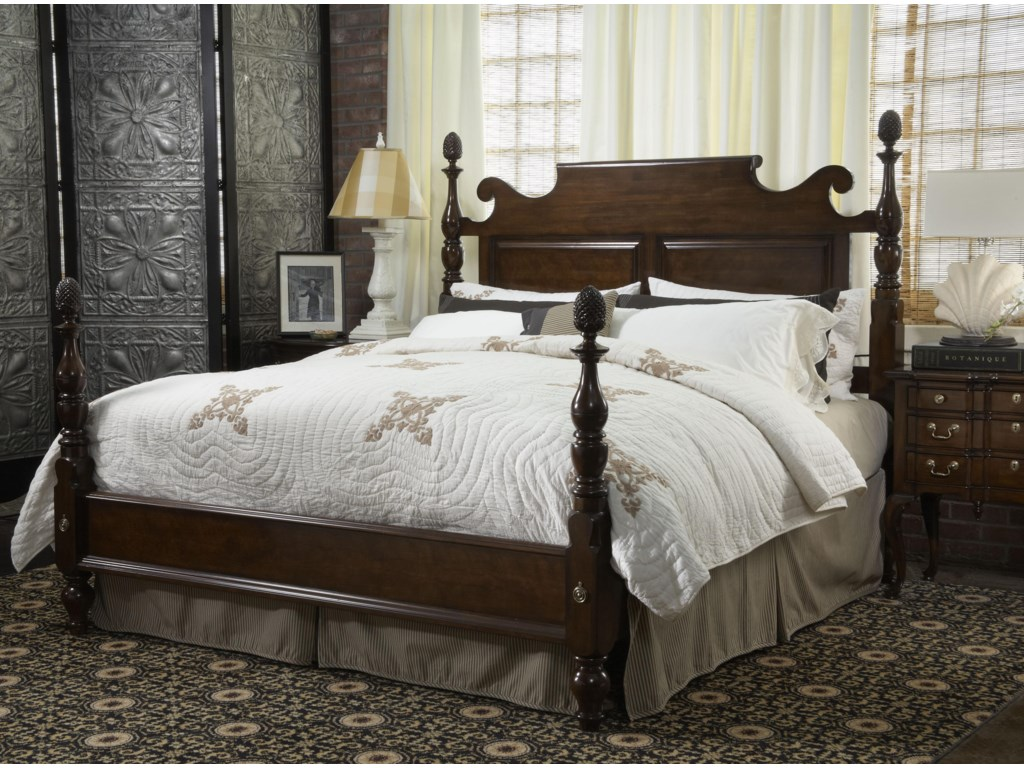 Shown with Suffolk Lowboy - Bed Shown May Not Represent Size Indicated