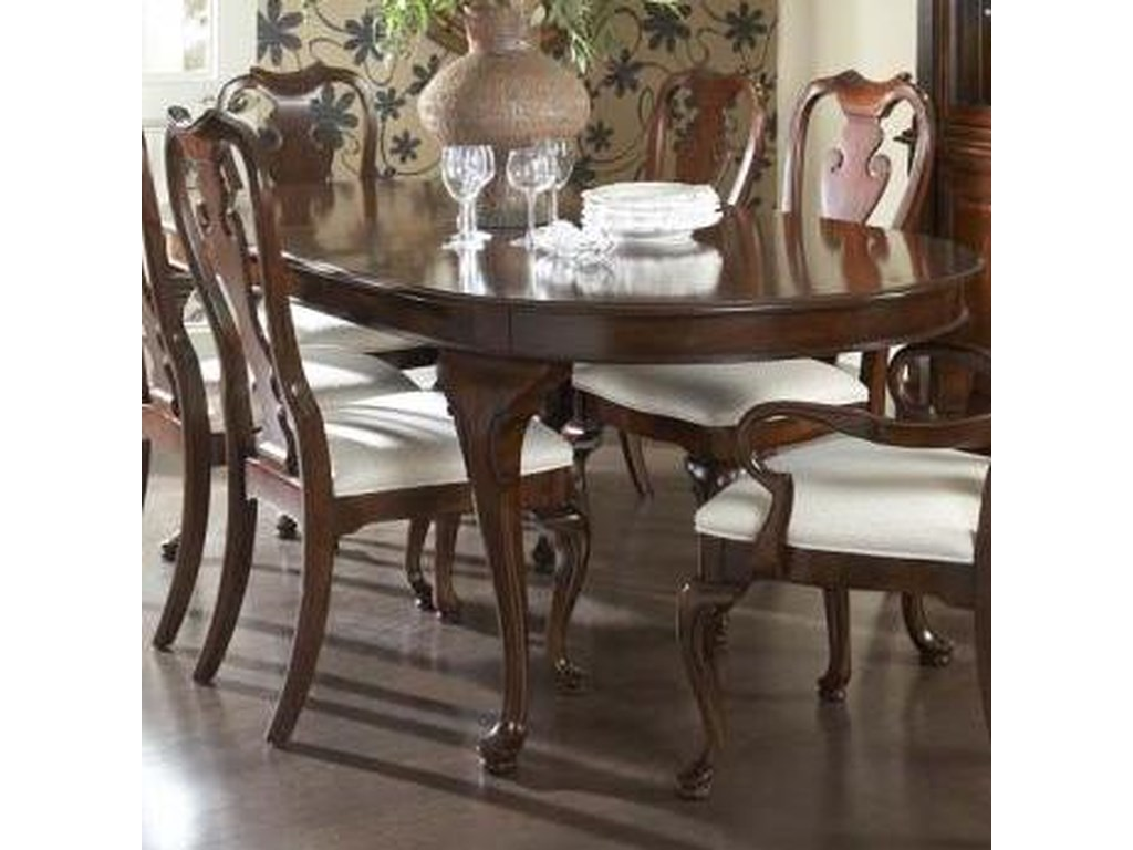 Fine Furniture Design American CherryOval Dining Table