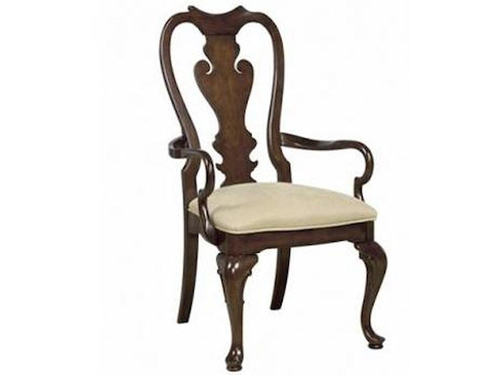 Belfort Signature BelmontBrandywine Arm Chair