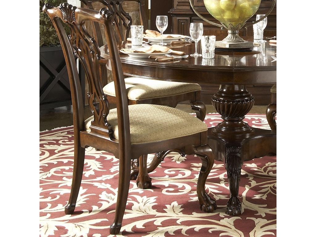 Fine Furniture Design American CherryAlexandria Side Chair