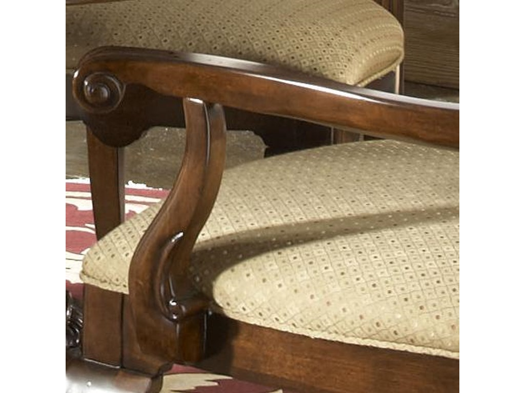 Fine Furniture Design American CherryAlexandria Arm Chair