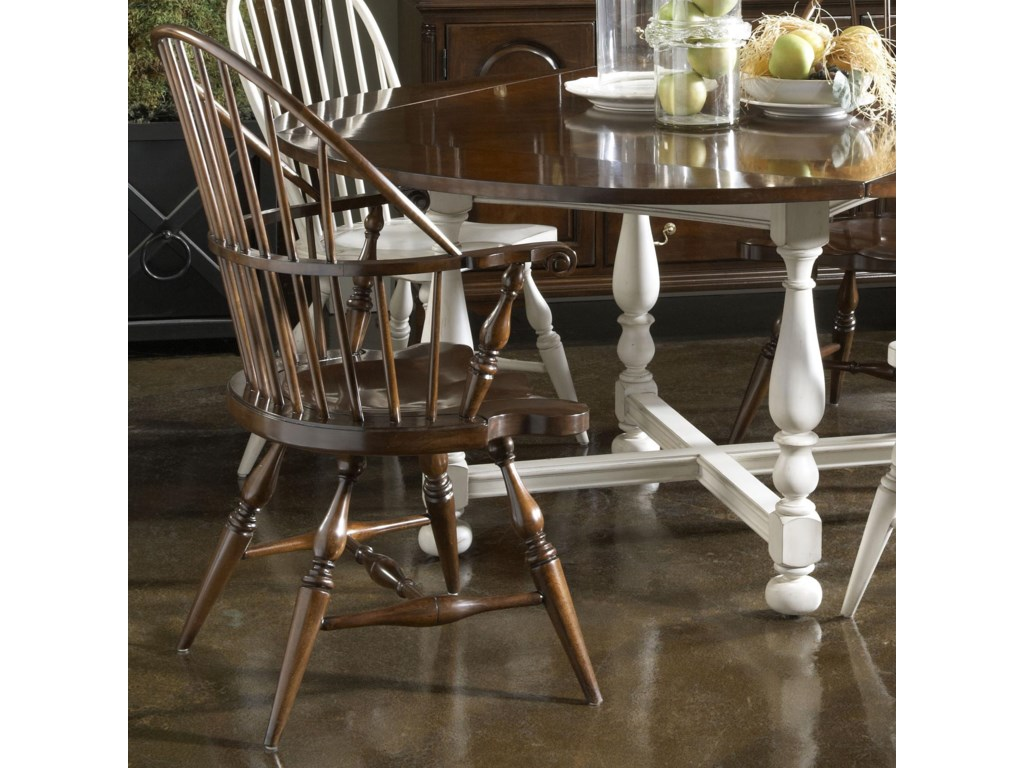 Fine Furniture Design American CherryRhode Island Windsor Arm Chair