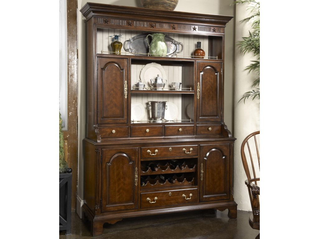 Fine Furniture Design American CherryCambridge Welch Cupboard