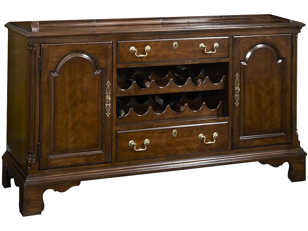 Fine Furniture Design American CherryCambridge Welch Cupboard Buffet