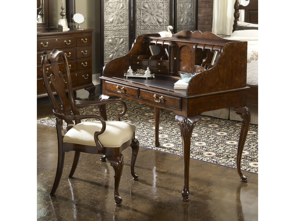 Fine Furniture Design American CherryNew Bedford Ladies' Desk