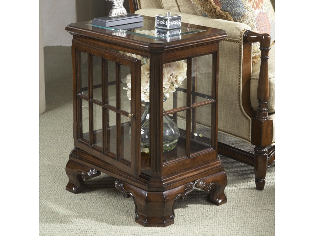Fine Furniture Design American CherryManchester Curio Table