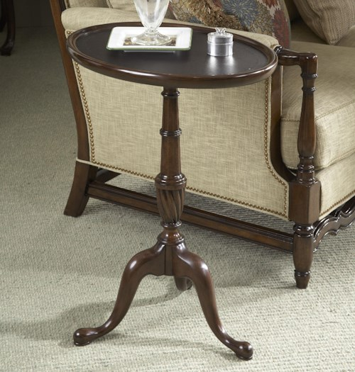 Fine Furniture Design American Cherry Arlington Pedestal Table
