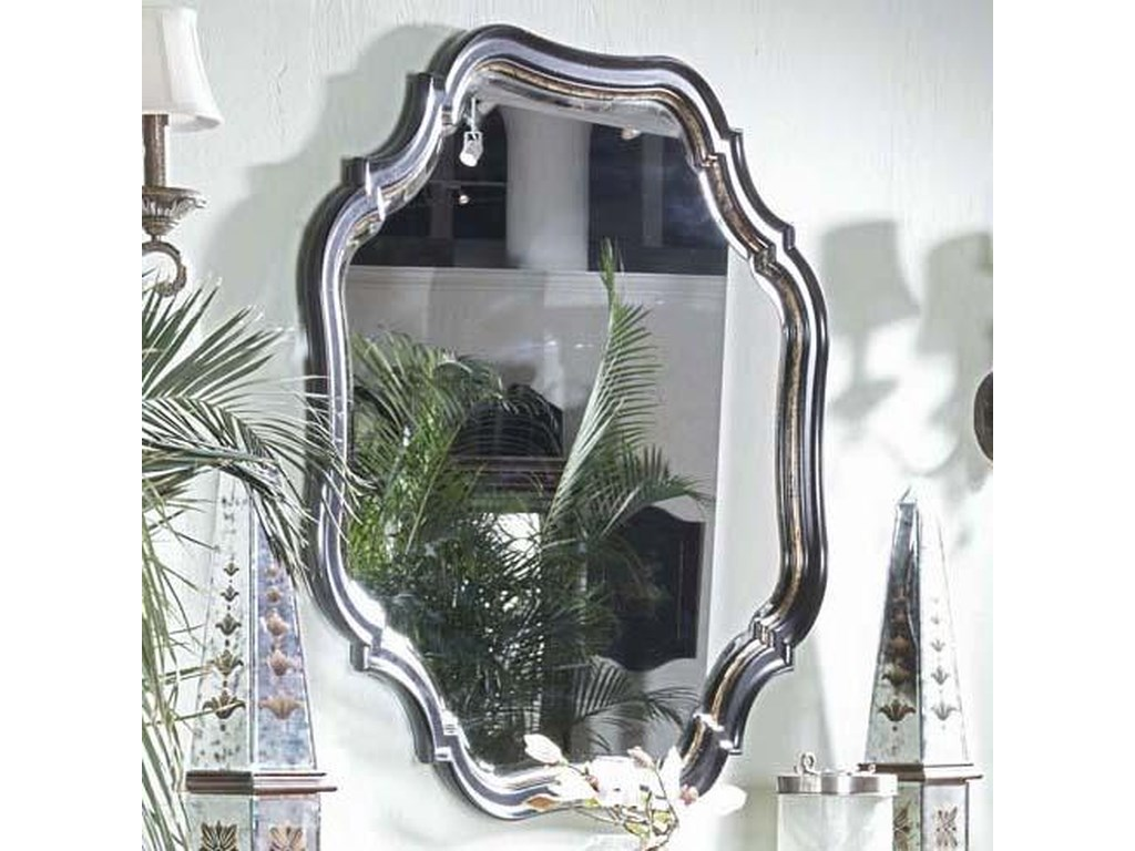 Fine Furniture Design AntebellumShaped Mirror