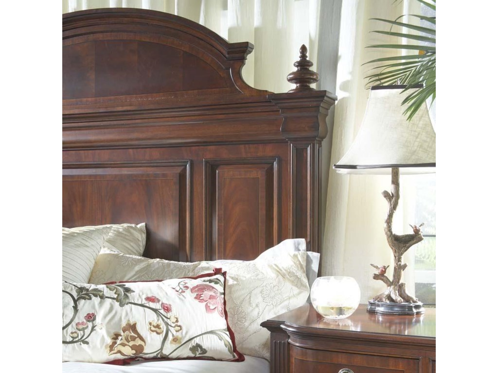 Fine Furniture Design AntebellumKing Mansion Bed