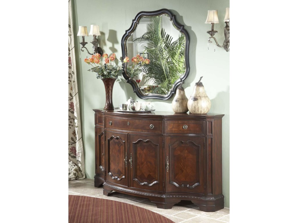 Shown with Shaped Mirror