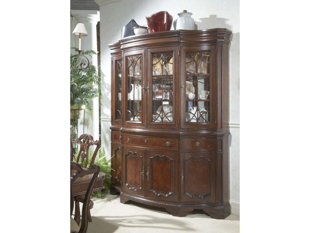 Shown with China Hutch