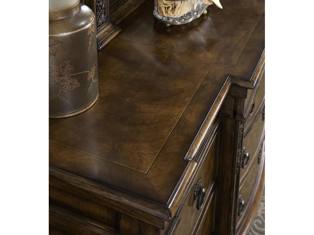 Fine Furniture Design BelvedereDresser & Mirror