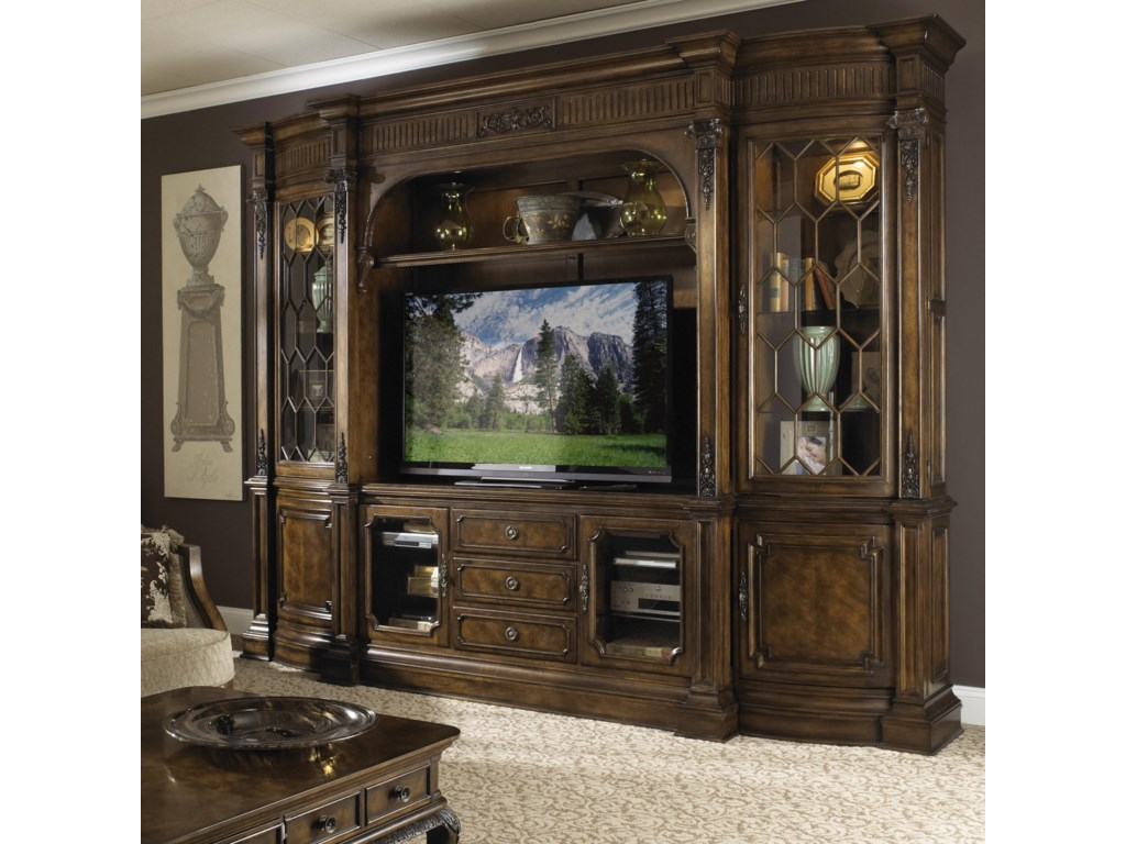 Fine Furniture Design BelvedereEntertainment Center