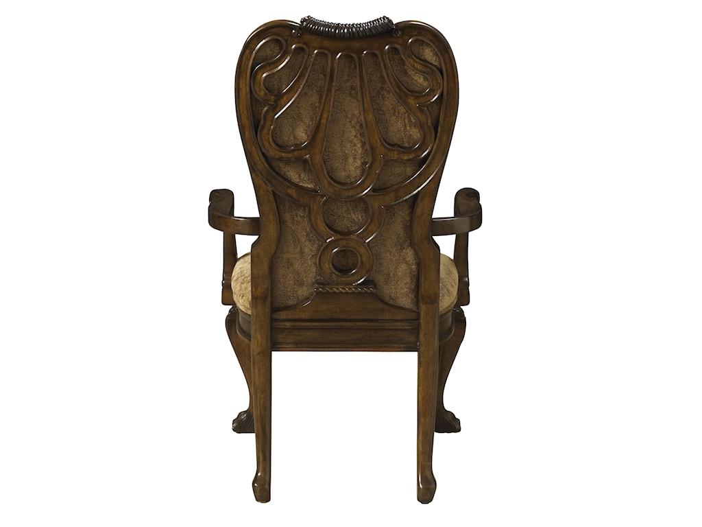 Fine Furniture Design BelvedereDining Arm Chair