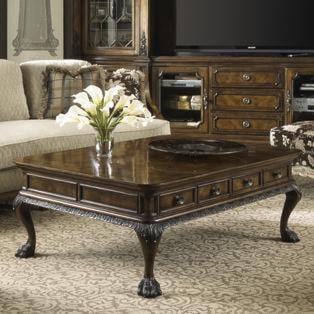 Fine Furniture Design BelvedereCocktail Table