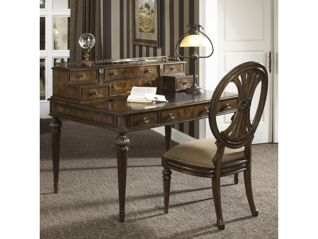 Fine Furniture Design Belvedere Traditional Syle Writing Desk With