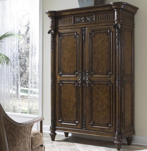 Fine Furniture Design Belvedere Traditional Antique Hand