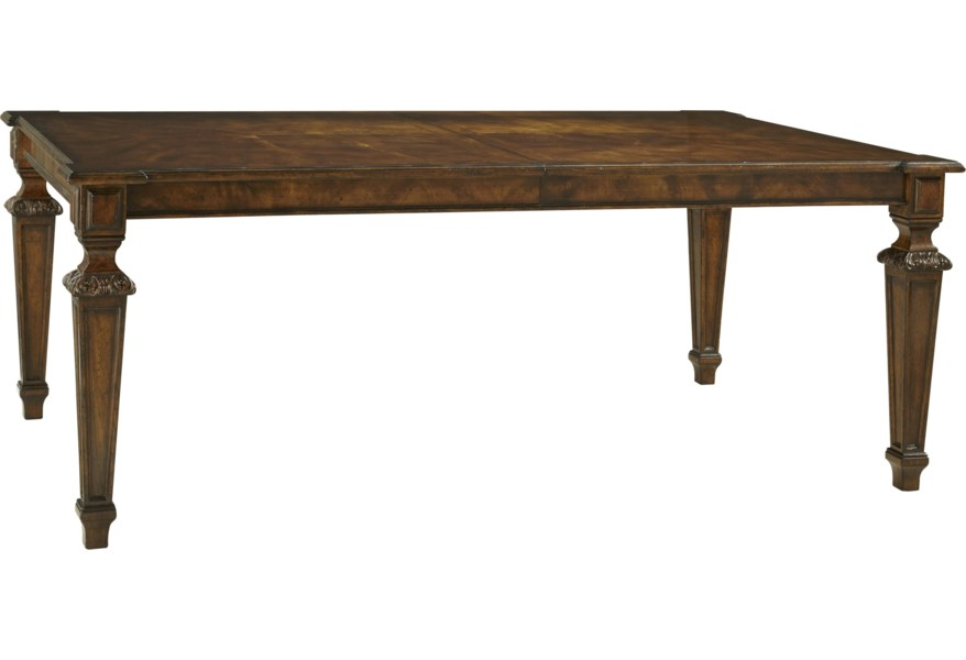 Fine Furniture Design Biltmore Louis Dining Table With