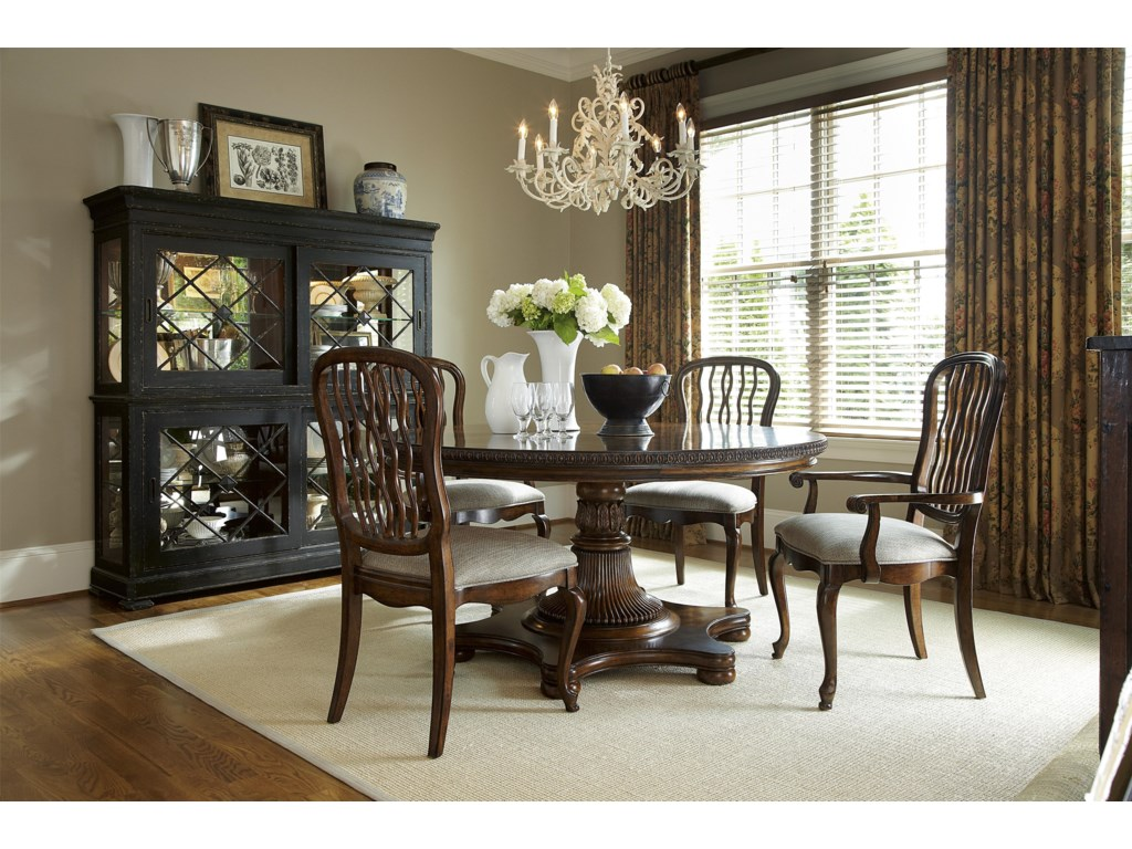 Fine Furniture Design BiltmoreFormal Dining Room Group