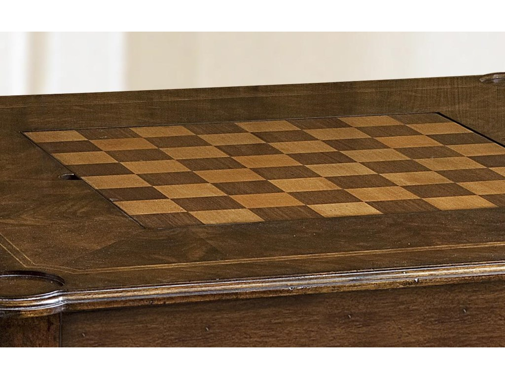 Fine Furniture Design BiltmoreGame Table