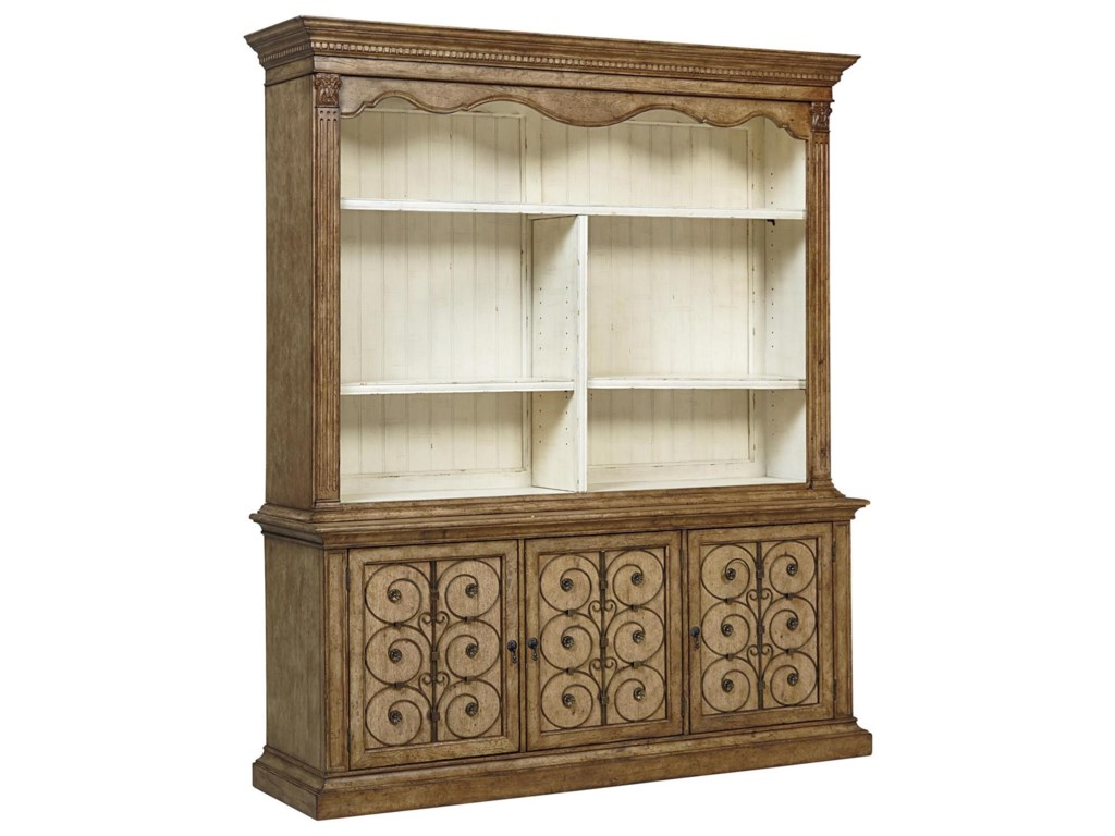 Fine Furniture Design BiltmoreEntertainment Wall Bookcase Unit