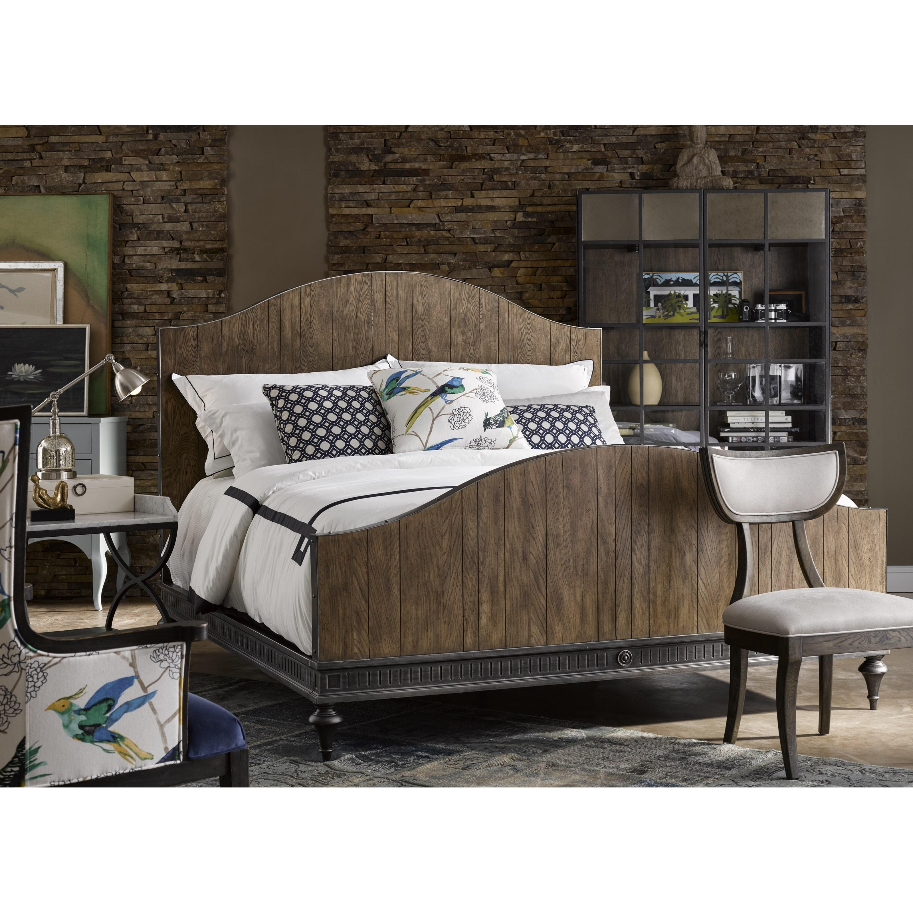 Beautiful Fine Furniture Design Brentwood Queen Bedroom Group