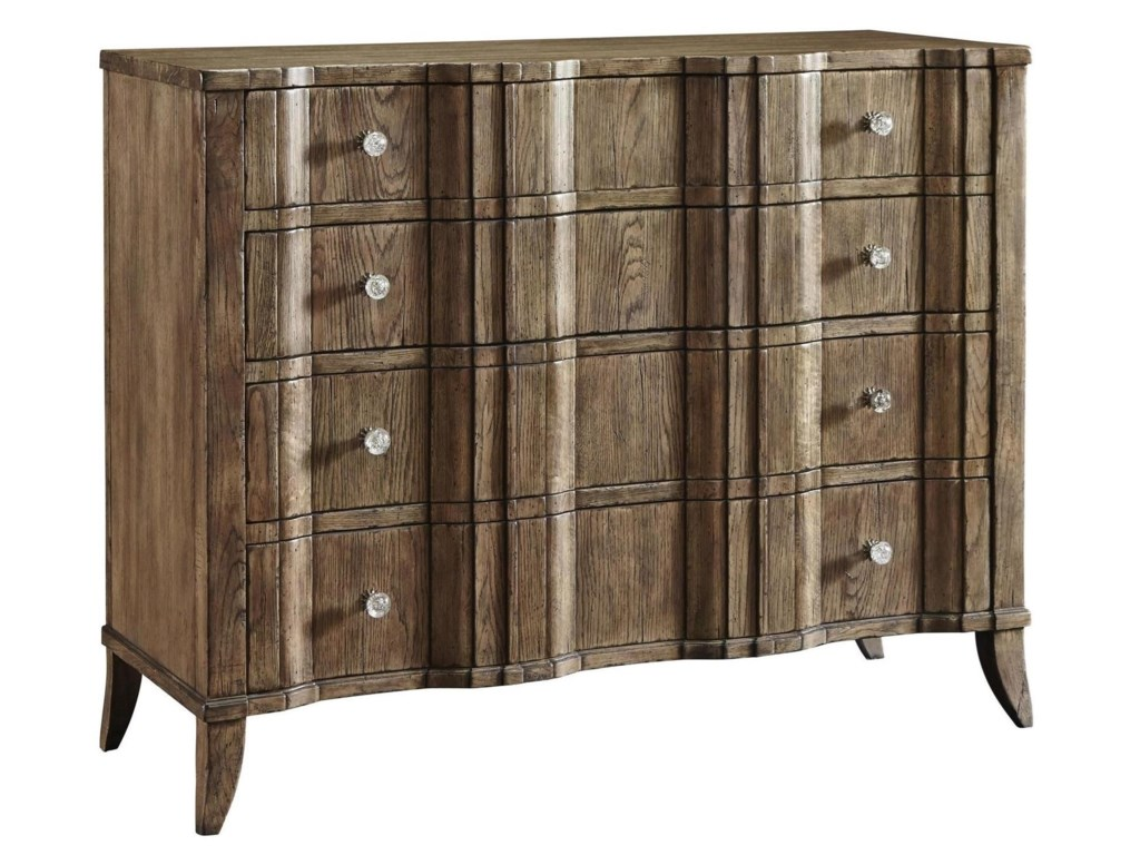 Fine Furniture Design Brentwood Theo Chest with Four Drawers ...