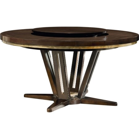 "Le Cercle 72"" Round Dining Table"