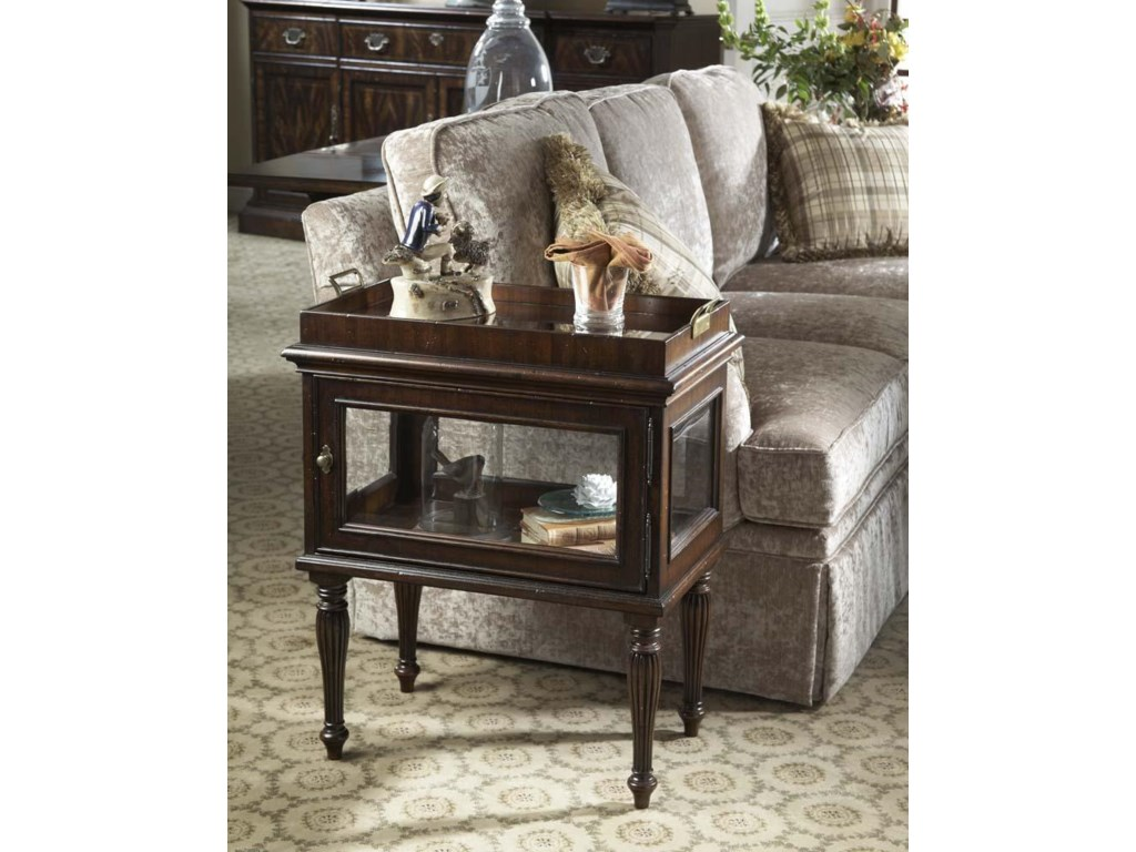 Fine Furniture Design Hyde ParkCurio End Table
