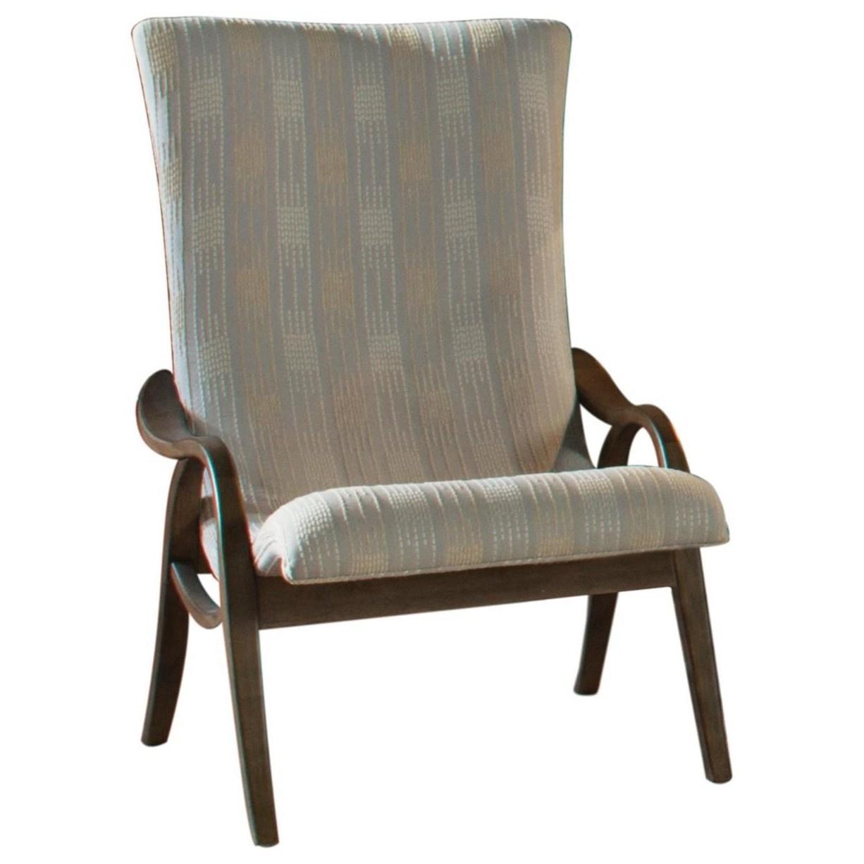 Charmant Belfort Signature Protege Miles Danish Sling Chair