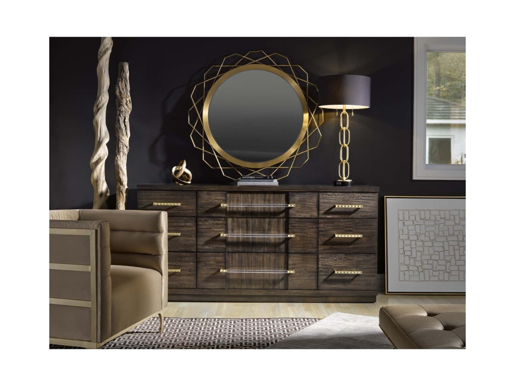Fine Furniture Design RunawayBauble Mirror