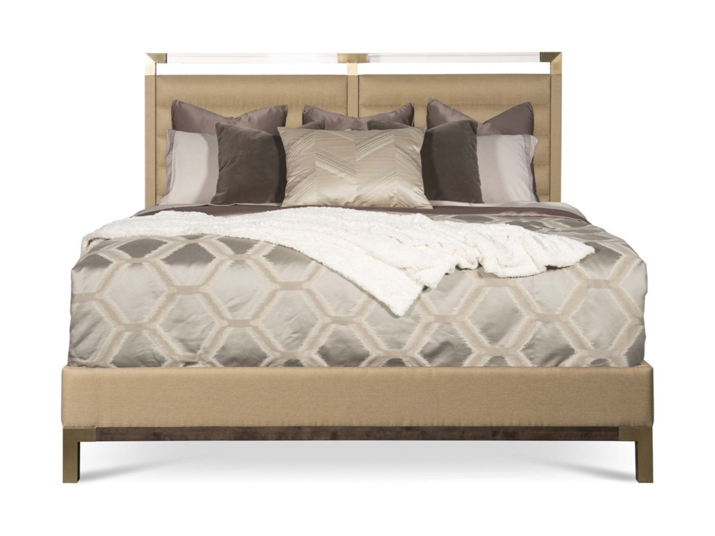 Belfort Signature AvantCouture King Upholstered Bed