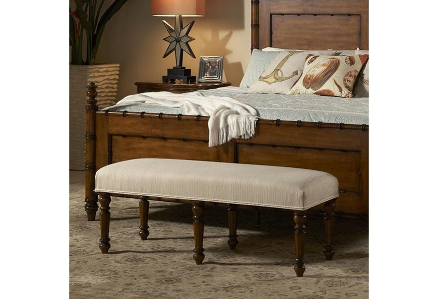 Fine Furniture Design Summer Home Classic Bed Bench   Story ...