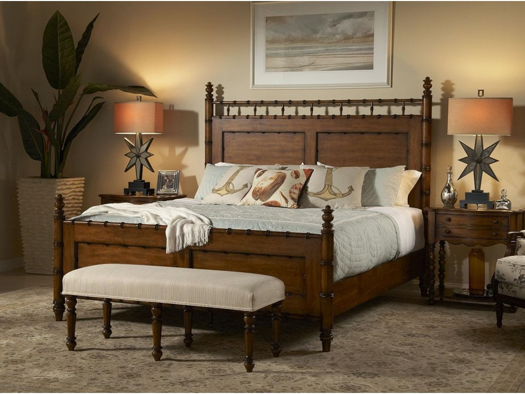 Fine Furniture Design Summer HomeBed Bench