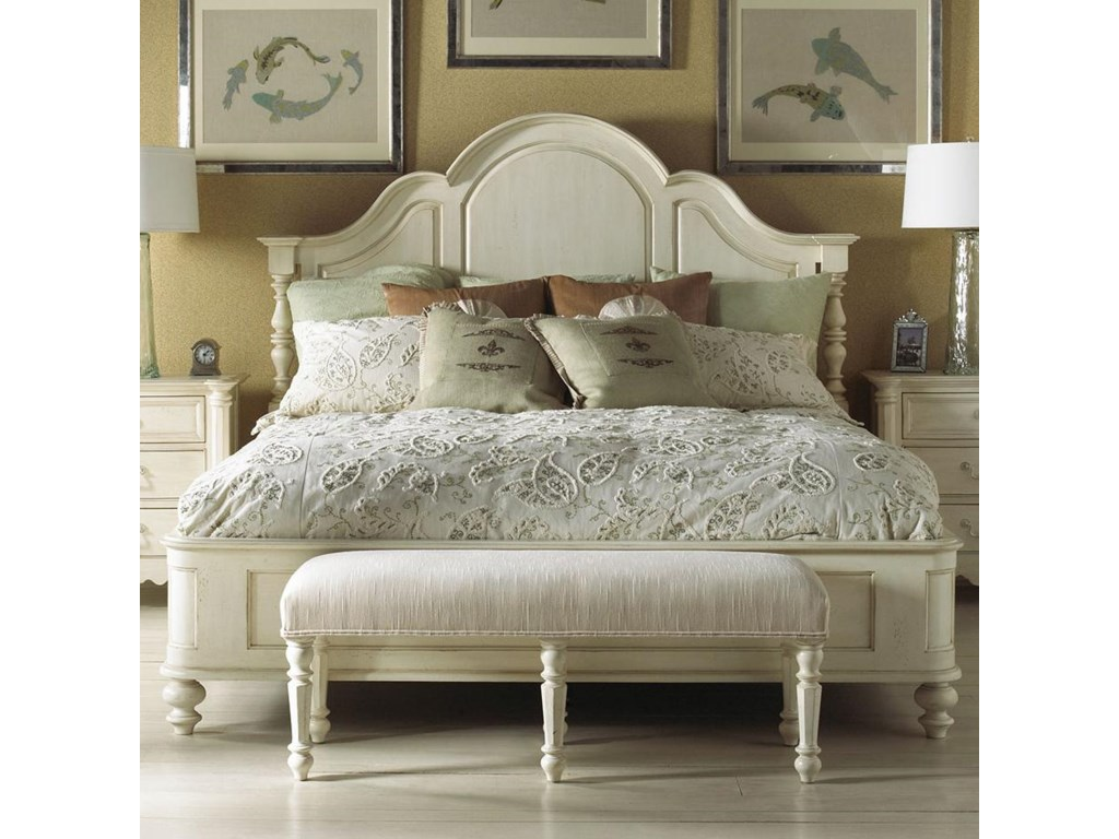 Fine Furniture Design Summer HomeQueen Panel Bed