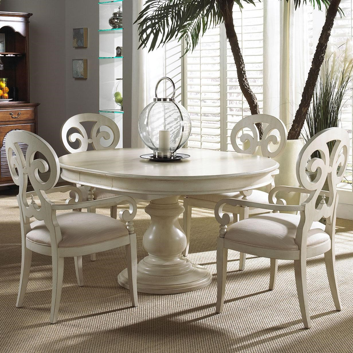 Michael Harrison Collection Summer Home 5 Piece Dining Table And Chair Set
