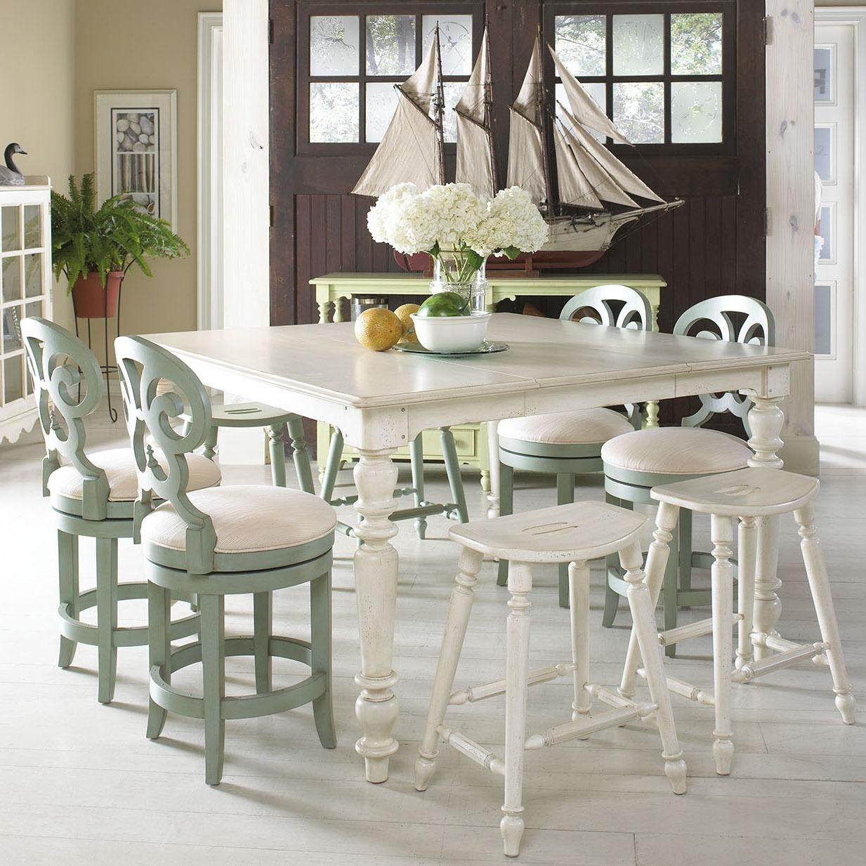 ... Fine Furniture Design Summer HomeHigh Low Dining Table