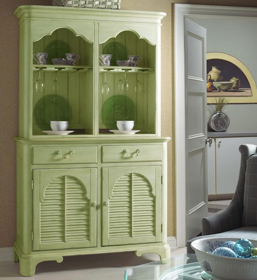 Fine Furniture Design Summer Home Elegant China Cabinet