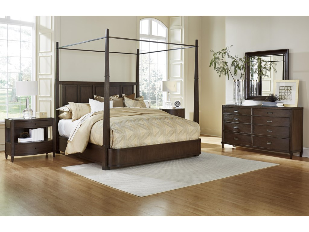 Fine Furniture Design TexturesQueen Bedroom Group