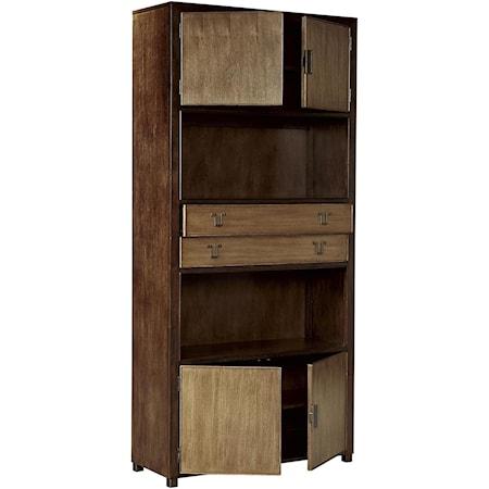 Jenson Bunching Bookcase