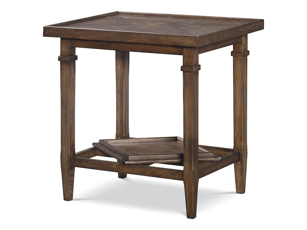 Fine Furniture Design VerandaWhitlow Lamp Table