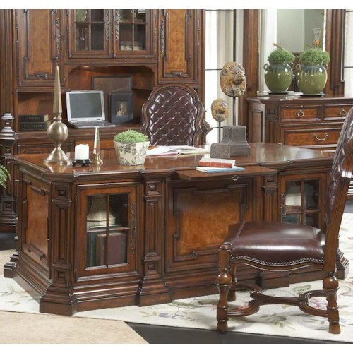 Belfort Signature Viniterra Executive Desk