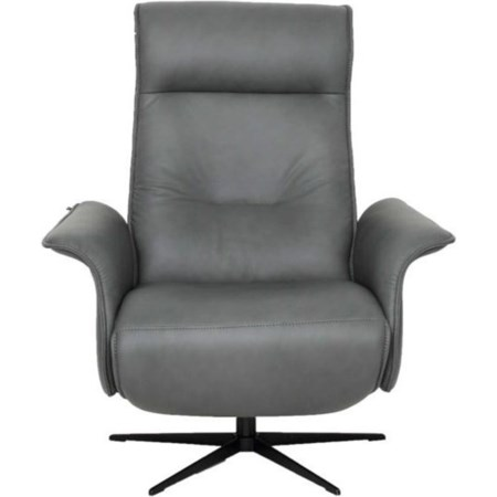 Finn Large Swiveling Power Recliner