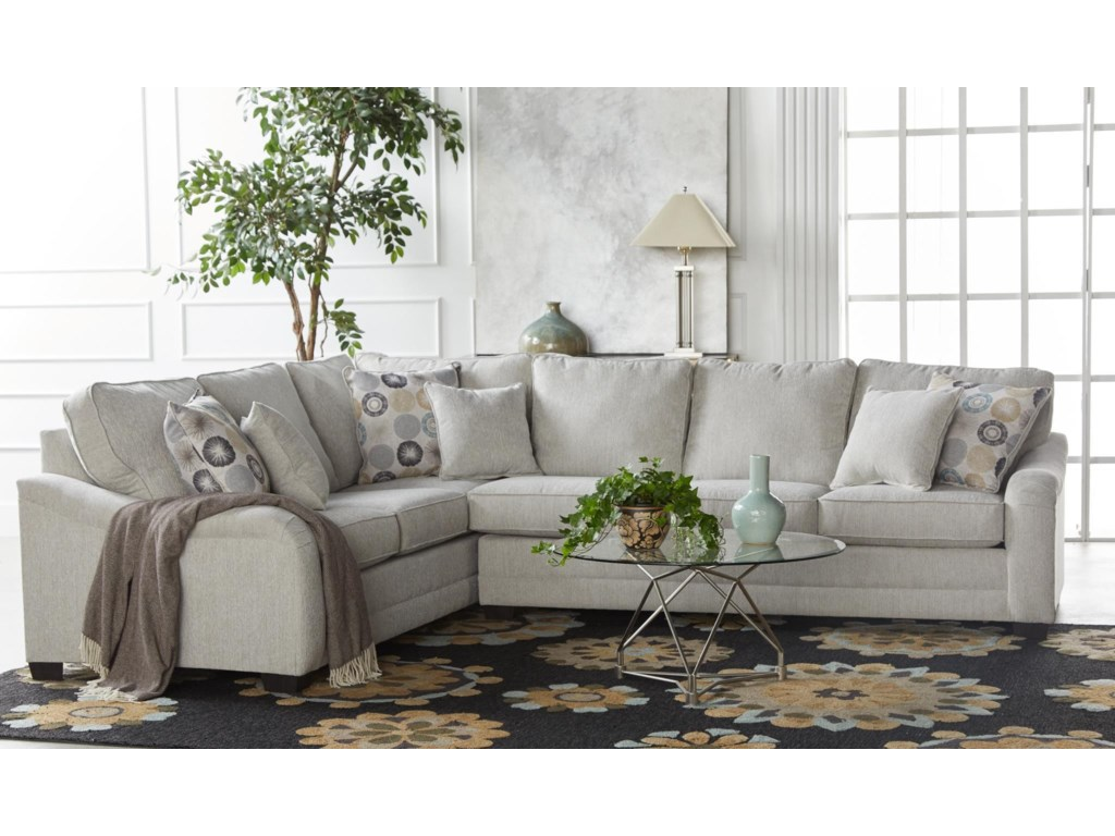 Flair 3300ObserTwo Piece Sectional
